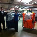 Donations from Novotel - Melbourne Glen Waverley