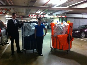 Donations from Novotel - Melbourne Glen Waverley