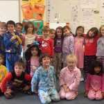 Pyjamas Day at Camberwell South Primary School